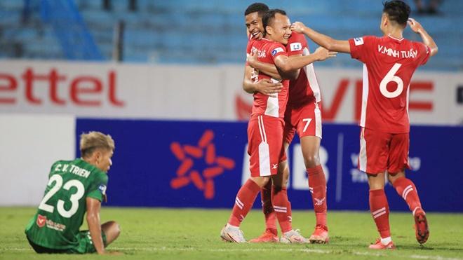 Viettel thua đậm tại AFC Champions League