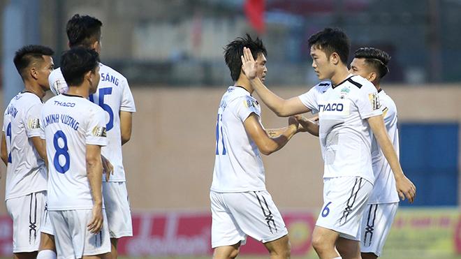 Anh Đức ra mắt, HAGL hòa không bàn thắng trên sân Thanh Hóa