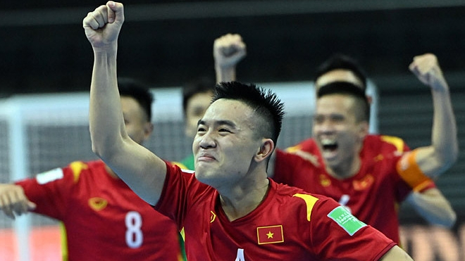 VTV6 TRỰC TIẾP futsal Việt Nam vs Nga, Futsal World Cup 2021 vòng 1/8 (21h30, 22/9)
