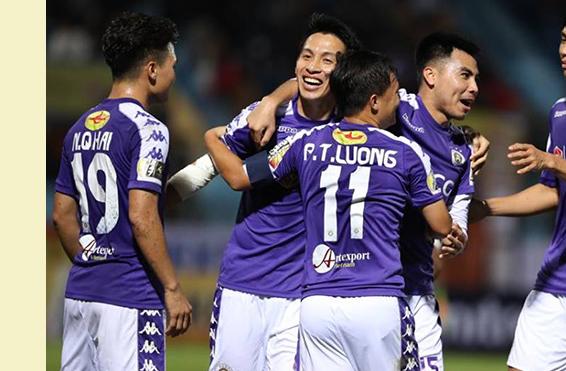 Trực tiếp bóng đá hôm nay: Hà Nội FC vs Đồng Tháp. Bóng đá TV trực tiếp