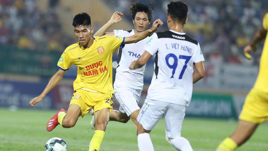 Trực tiếp bóng đá hôm nay: Quảng Ninh vs Nam Định. Trực tiếp cúp Quốc gia 2020