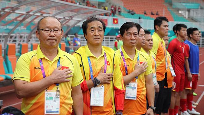 U19 Việt Nam, U23 Việt Nam, HLV Park Hang Seo, DTVN, VFF