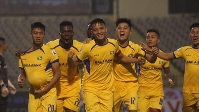 Hà Nội FC, HAGL, V League, lịch thi đấu vòng 3 V League, Tiến Linh, Hà Đức Chinh, SLNA,