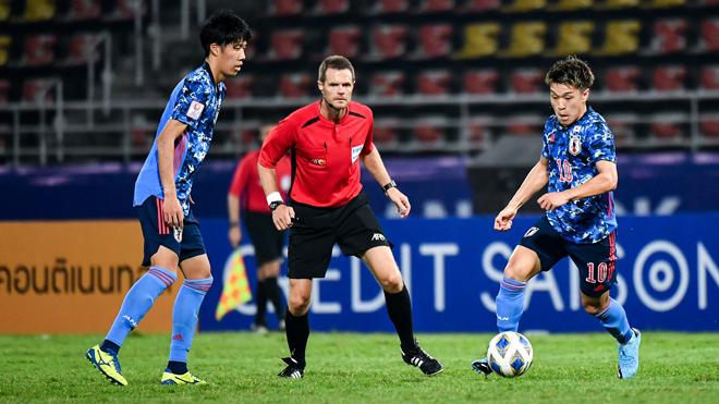 VTV6 TRỰC TIẾP bóng đá hôm nay: U23 Syria đấu với U23 Nhật Bản, VCK U23 châu Á 2020