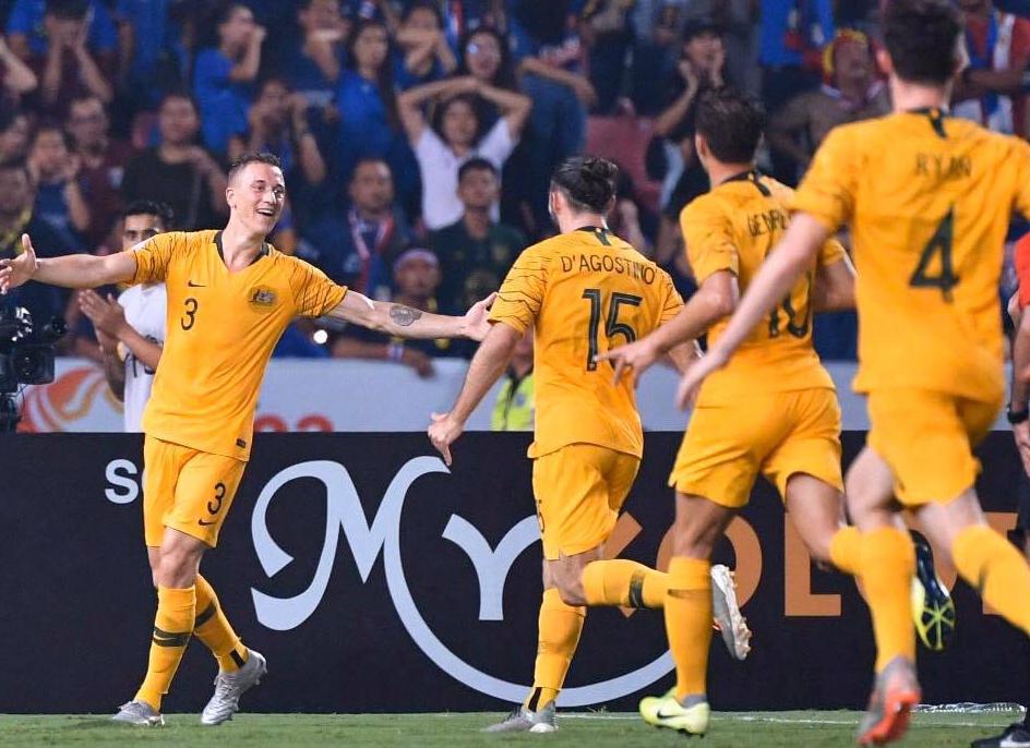 VTV6 TRỰC TIẾP bóng đá hôm nay: U23 Australia vs U23 Syria, VCK U23 châu Á