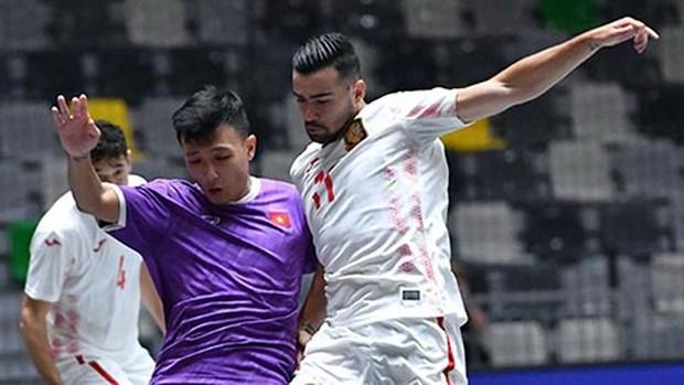 TRỰC TIẾP bóng đá Futsal Paraguay vs Tây Ban Nha, Futsal World Cup 2021 (22h00, 14/9)
