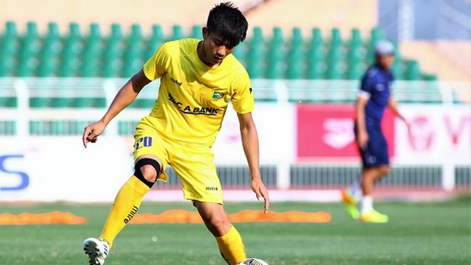 Video highlight bàn thắng SLNA 1-0 Đà Nẵng: Văn Đức lập công