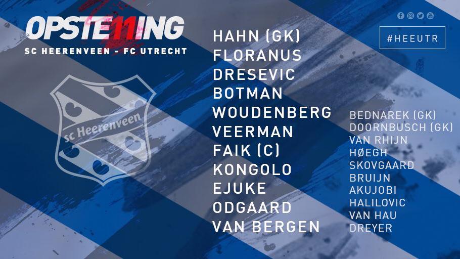 Truc tiep bong da, trực tiếp Đoàn Văn Hậu, Văn Hậu ra mắt, Heerenveen đấu với Utrecht, Heerenveen vs Utrecht, trực tiếp bóng đá Hà Lan, Bong da TV trực tiếp, Văn Hậu