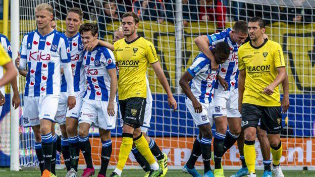 truc tiep bong da hôm nay, VVV Venlo đấu với Heerenveen, trực tiếp bóng đá,   xem bóng đá TV, HTV, VTV6, SC Heerenveen, HTV Thể thao, Đoàn Văn Hậu, bóng đá Hà Lan, BĐTV