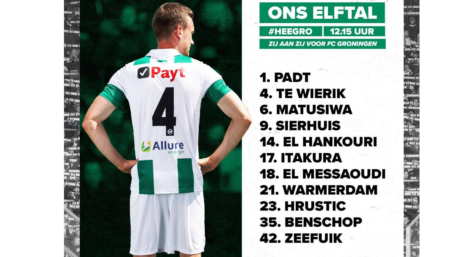 truc tiep bong da hôm nay, Heerenveen đấu với Groningen, trực tiếp bóng đá, Đoàn Văn Hậu, Văn Hậu, xem bóng đá trực tuyến, HTV Thể thao, BĐTV, Bóng đá TV, bóng đá Hà Lan