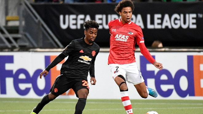 truc tiep bong da hôm nay, MU vs AZ Alkmaar, trực tiếp bóng đá, AZ Alkmaar đấu với MU, K+, K+ PM, xem bóng đá trực tuyến, truc tiep bong da, Man United, Cúp C2, C2