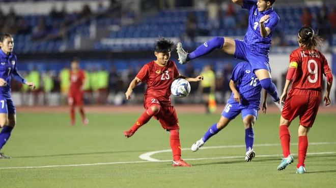 truc tiep bong da hôm nay, VTV6 truc tiep bong da, nữ Việt Nam vs Thái Lan, VN vs Thái Lan, trực tiếp bóng đá nữ SEA Games 30, xem VTV6, Seagame 30 2019, VTV6, nữ VN