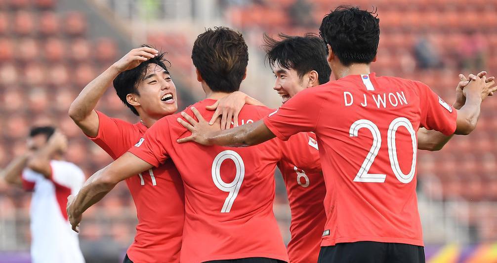 VTV6 truc tiep bong da hom nay, VTV6 trực tiếp bóng đá hôm nay, U23 Hàn Quốc đấu với U23 Jordan, U23 châu Á 2020, trực tiếp bóng đá U23 châu Á, U23 Hàn Quốc vs Jordan