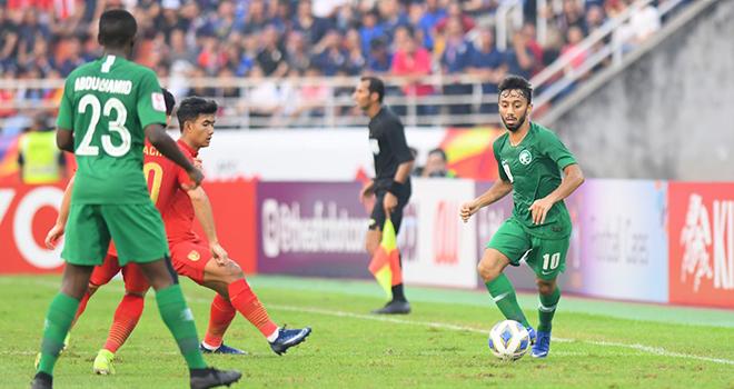 truc tiep bong da hôm nay, VTV6, lich thi dau u23 chau a, trực tiếp bóng đá, truc tiep bong da, lich thi dau bong da hôm nay, bong da, U23 Saudi Arabia vs U23 Thái Lan
