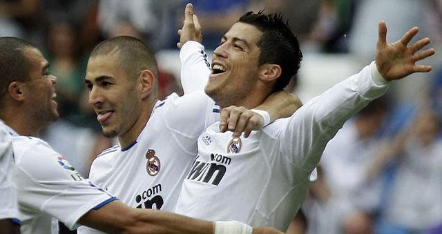 Ronaldo, bóng đá, bong da, cristiano ronaldo, real madrid, almeria, kiến tạo, la liga, messi