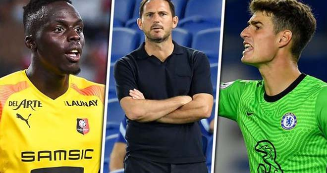 bóng đá, bóng đá hôm nay, trực tiếp bóng đá, Chelsea, Frank Lampard, Edouard Mendy, KepaArrizabalaga, Alisson, Ederson