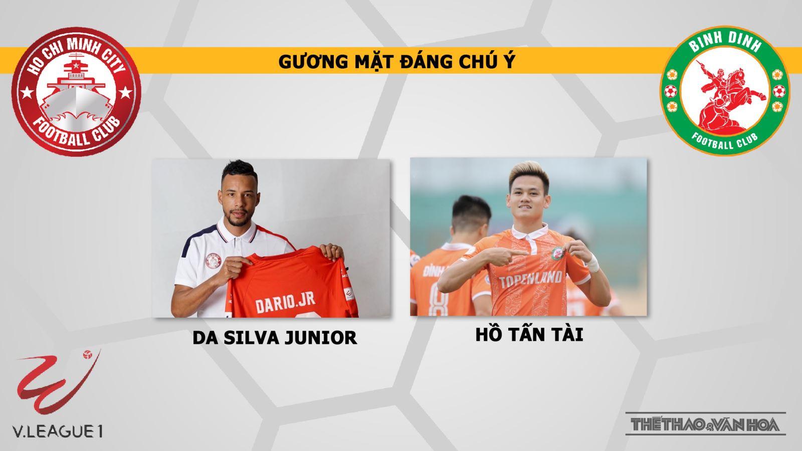 TP.HCM vs Bình Định, V-League, trực tiếp bóng đá, trực tiếp TP.HCM vs Bình Định, lịch thi đấu, V-League