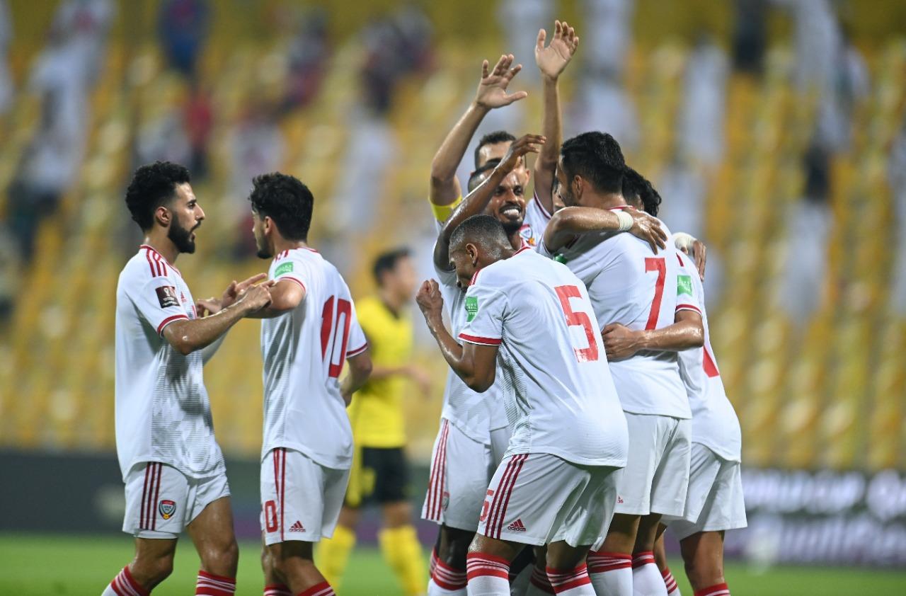 Kết quả bóng đá vòng loại World Cup 2022: UAE vs Malaysia, Thái Lan vs Indonesia