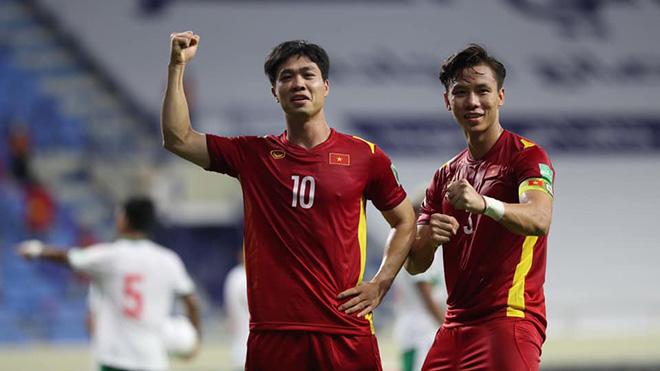 Trực tiếp bóng đá hôm nay VTV6: Việt Nam vs Malaysia, vòng loại World Cup 2022