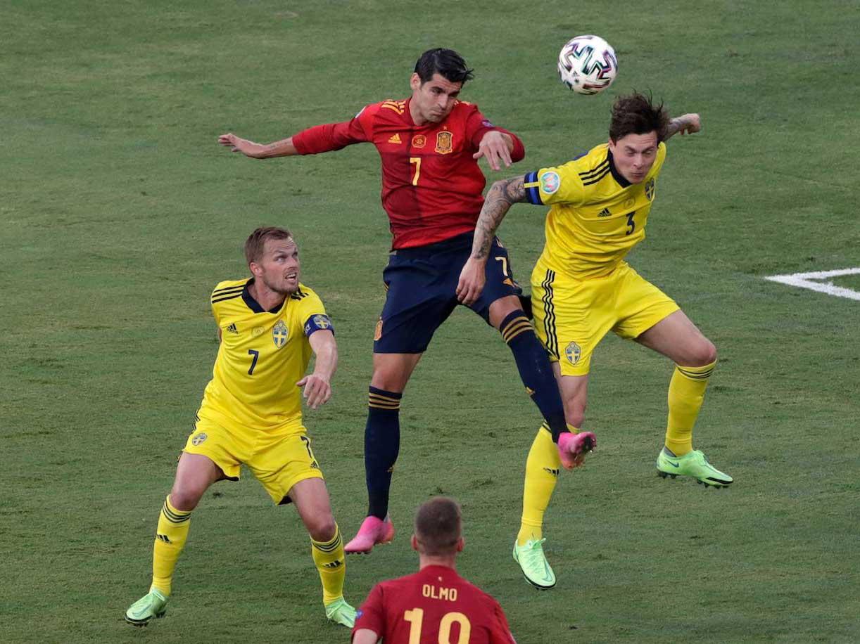 Tây Ban Nha 0-0 Thụy Điển: Bỏ lỡ nhiều cơ hội, Tây Ban Nha chia điểm ở trận ra quân