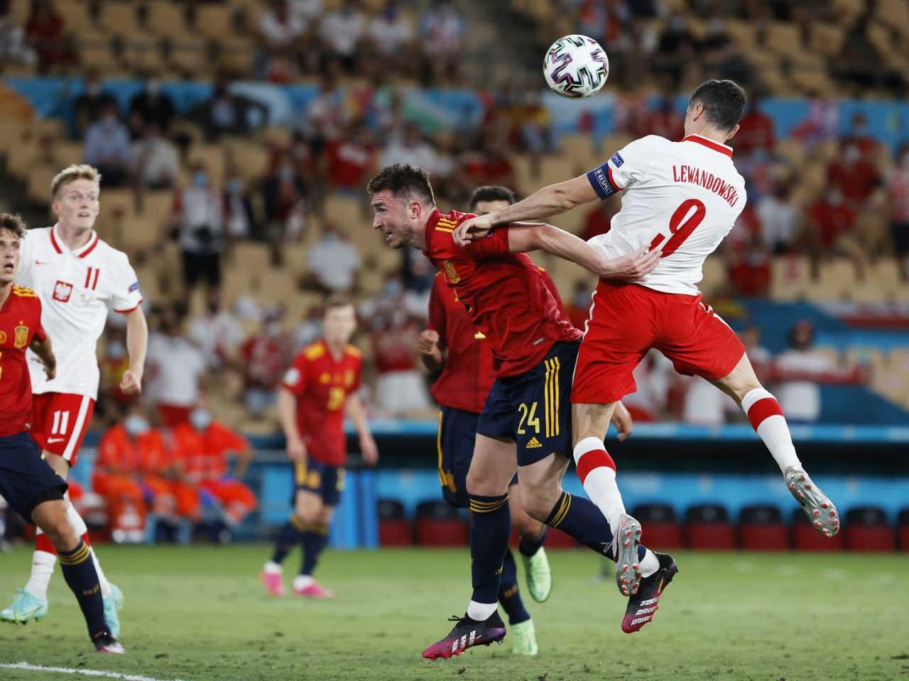 VTV3 TRỰC TIẾP bóng đá Tây Ban Nha vs Ba Lan. Trực tiếp EURO 2021 hôm nay