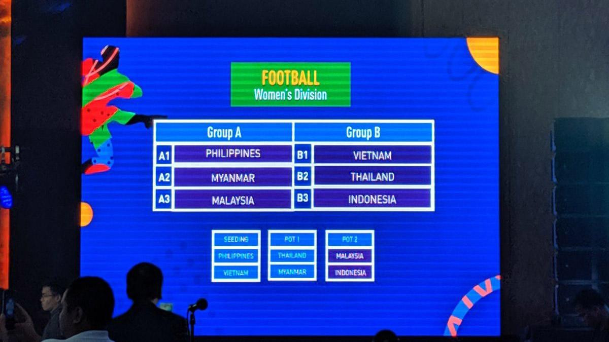 Bốc thăm bóng đá nam SEA games 2019, trực tiếp bốc thăm bóng đá SEA Games 30, VTV6, Sea games 2019, link trực tiếp bốc thăm bóng đá SEA Games, trực tiếp bóng đá