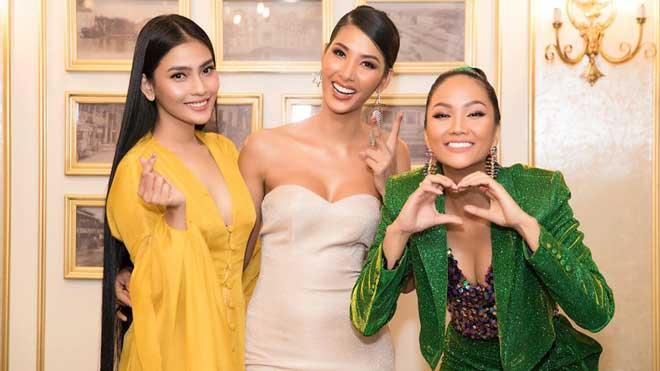 Miss Universe 2019: H'Hen Niê tiết lộ bí quyết lọt top 5 chung cuộc cho Hoàng Thùy