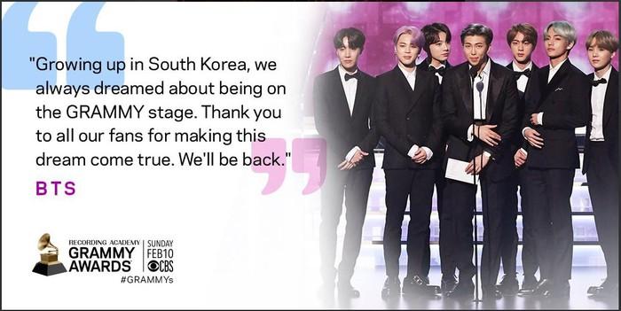 BTS, BTS trượt đề cử Grammy, BTS không được đề cử Grammy, đề cử Grammy 2020, Grammy phân biệt chủng tộc, tin tức BTS, bts, Lisa, Blackpink, Lisa mặc trùng đồ, tin Kpop