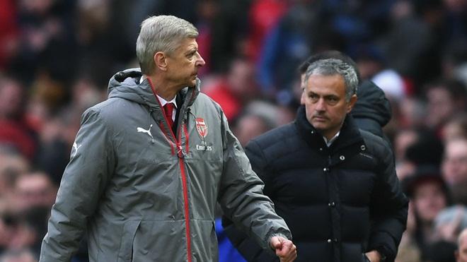 Lý do khiến Wenger không thể thắng Mourinho qua góc nhìn của nhà tâm lý