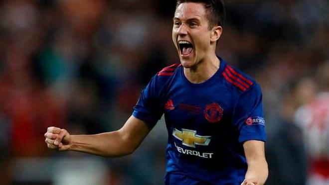 Mourinho đã biến Ander Herrera thành trụ cột của Man United như thế nào?