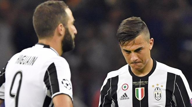 Juventus đã thua toàn diện trước Real Madrid
