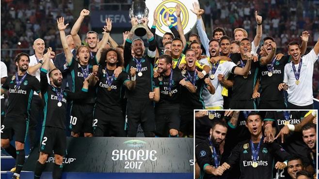 ĐIỂM NHẤN Real Madrid 2-1 M.U: Đẳng cấp 'Nhà vua' Châu Âu. Mourinho còn nhiều việc phải làm