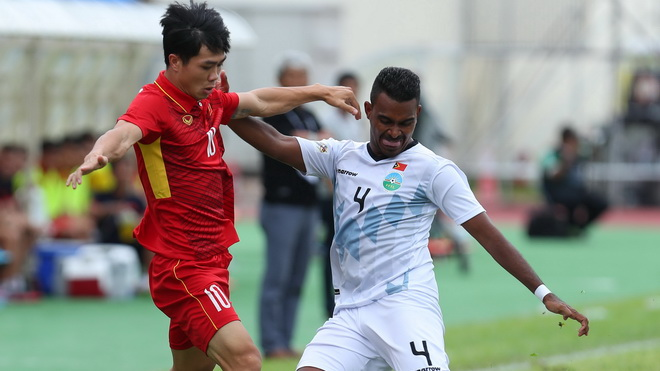 ĐIỂM NHẤN U22 Việt Nam 4–0 U22 Timor Leste: Văn Hậu tuyệt hay nhưng dứt điểm... vẫn tệ