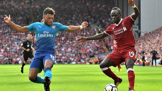 Alex Oxlade-Chamberlain kiểm tra y tế, gia nhập Liverpool với giá 35 triệu bảng