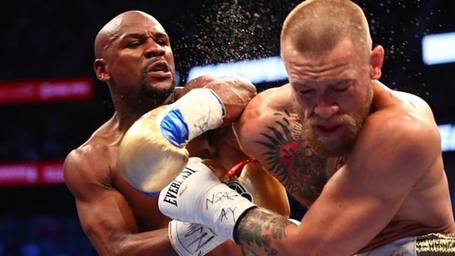 Siêu đấu Mayweather - McGregor: Tung đòn sát thủ, Mayweather hạ đối thủ sau 10 hiệp