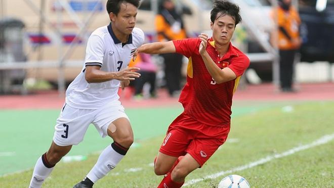 U22 Việt Nam 0-3 U22 Thái Lan: Minh Long sai lầm nhưng U22 Việt Nam đáng bị loại