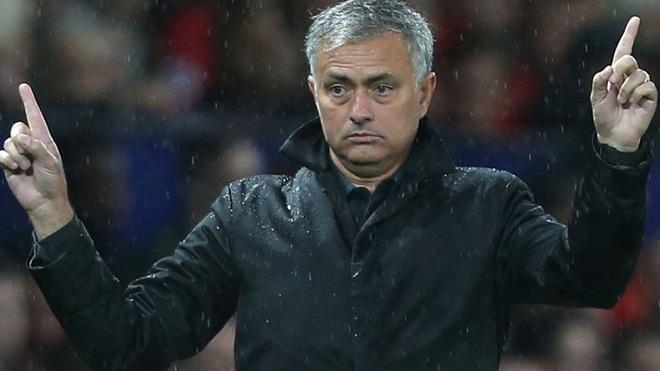 Nếu M.U không vô địch Premier League thì đó là lỗi của Mourinho