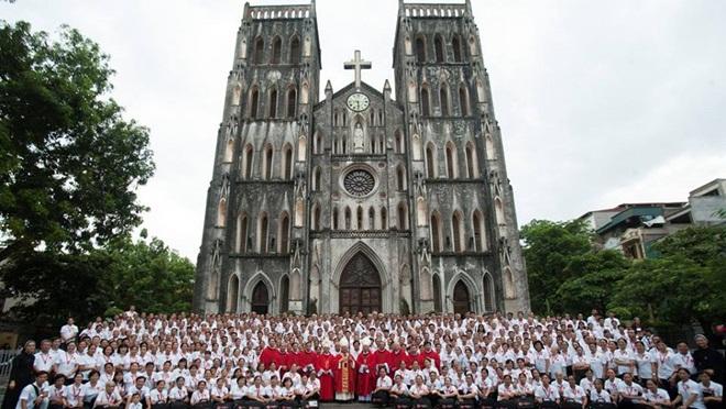 Những nhà thờ đẹp nhất Việt Nam
