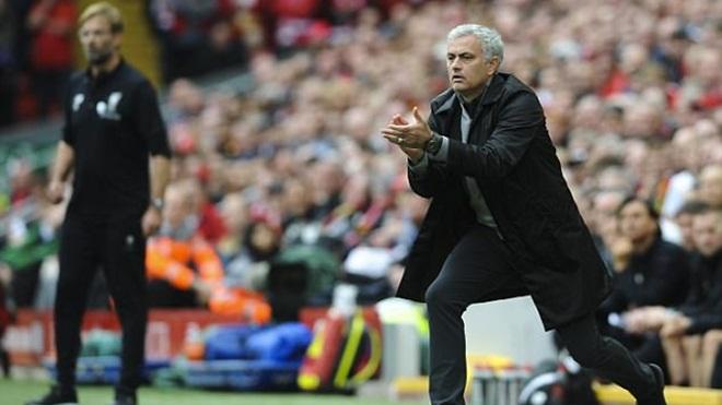 Mourinho: 'Chính Klopp đã chơi phòng ngự, bóp nghẹt cảm xúc trận đấu'