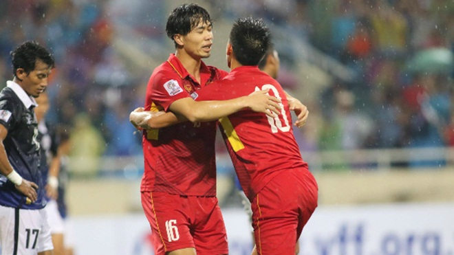 ĐIỂM NHẤN Việt Nam 5-0 Campuchia: Cảm ơn 'tướng' Chung. Chờ đợi tân HLV Park Hang Seo