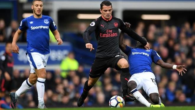 Everton 2-5 Arsenal: Oezil, Sanchez rực sáng, Arsenal tìm lại nụ cười (KT)