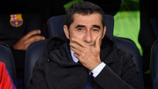 Ernesto Valverde: 'Tại sao tôi phải xin lỗi vì Barca... chiến thắng?'