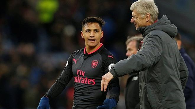 Arsenal sắp bán Alexis Sanchez cho Man City siêu rẻ, mua Lemar siêu đắt