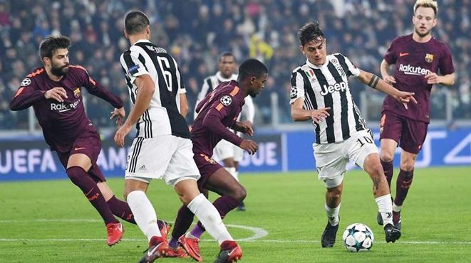 ĐIỂM NHẤN Juventus 0-0 Barca: Đỉnh cao của... sự tẻ nhạt
