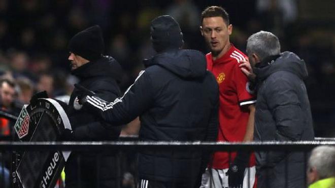 Chấn thương của Matic sẽ khiến Mourinho như ngồi trên lửa