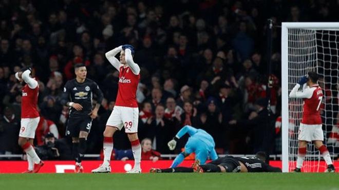 ĐIỂM NHẤN Arsenal 1-3 M.U: Mourinho 'điểm huyệt' Wenger. 'Siêu nhân' De Gea. Arsenal thủ quá tệ