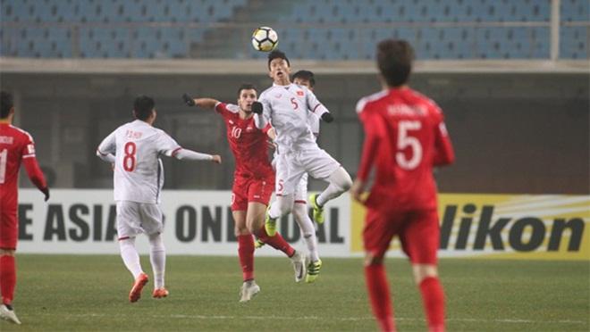 U23 Việt Nam 0-0 U23 Syria: Với siêu 'xe bus... Park Hang Seo' U23 Việt Nam lập chiến công lịch sử