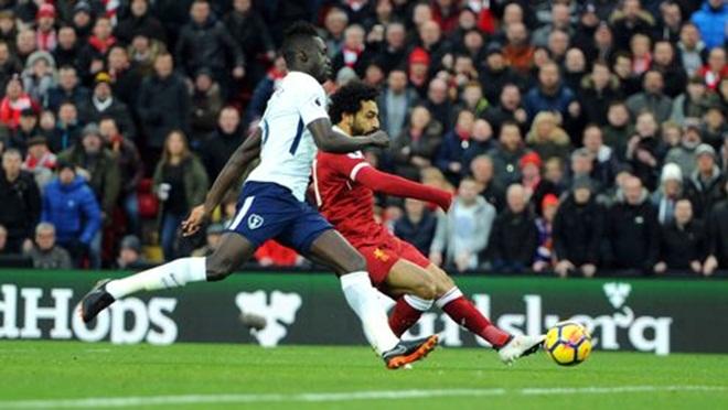 Liverpool 2-2 Tottenham: Căng thẳng tột độ như phim hành động Mỹ (KT)