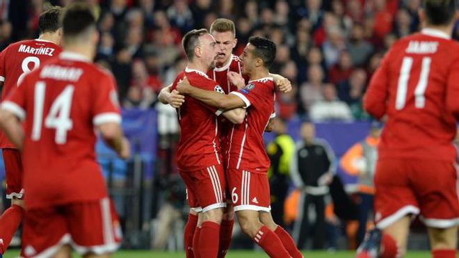 Sevilla 1-2 Bayern: Ngược dòng đầy bản lĩnh, Bayern rộng cửa vào bán kết