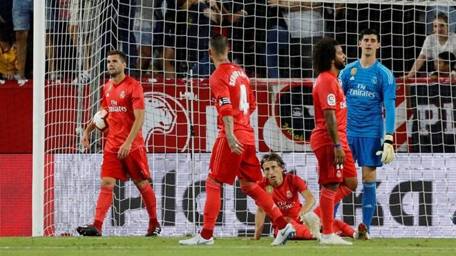 Người Real và Barca nói gì khi cùng thua sốc ở Liga?